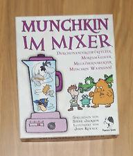 Munchkin im Mixer Kartenspiel mit Schachtel, geniale Erweiterung, wie neu