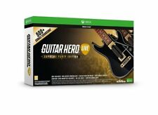 Xbox One GUITAR HERO LIVE SUPREME PARTY EDITION Game & 2 Guitar Controllers NEW