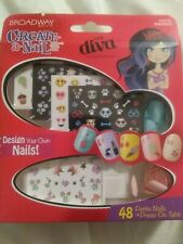 Broadway Nails Little Diva Create-A-Nail Art Kit