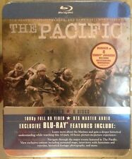 The Pacific (Blu-ray Disc, 2010, 6-Disc Set) Brand New, Manufacturer sealed!