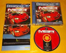 MSR METROPOLIS STREET RACER Sega Dreamcast Dc Versione Europea PAL ○○○○ COMPLETO