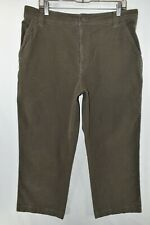 The North Face Corduroy Hiking Trail Jean Pants Mens Size Large Meas 35x26 Short
