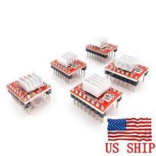 5PCS A4988 StepStick Stepper Motor Driver Module Heat sink for 3D Printer Reprap