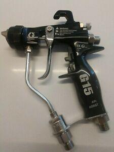 Graco G15 Air-Assisted Airless Spray Gun - 24C853