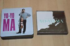 coffret CD métal Yo-Yo Ma - The cello Suites / Bach