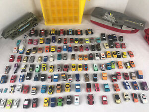 Vintage 135+ Micro Machines Mixed Lot Fresh Estate Find.