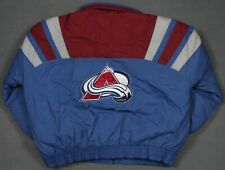 Colorado Avalanche Vintage 90's NHL Turbo Zone Insulated Puffer Jacket XL