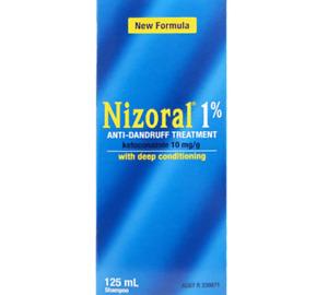 Nizoral 1% Anti-Dandruff Treatment