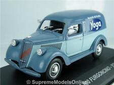 LANCIA ARDEA 800 YOGA MODEL VAN 1953 1/43RD BLUE COLOUR EXAMPLE BXD T3412Z(=)