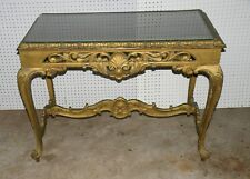 Gilt Hall Table