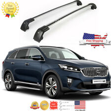 Top Roof Rack Fit FOR 2014-2019 KIA SORENTO Baggage Luggage Cross Bar New set