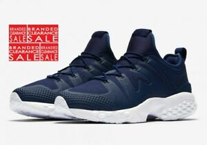 BNIB New Men Boys Nike NIKELAB air zoom Lwp '16 Midnight Navy Size 5.5Uk
