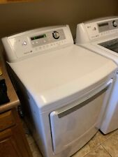 27″ Lg Dle7100W 7.3 cu.ft. Capacity Electric Dryer