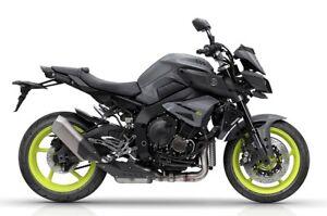 Yamaha MT10 MT10SP Woolich Racing Custom ECU Flash & Dyno