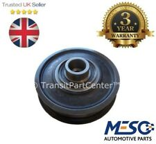 O.E. CRANK SHAFT PULLEY LAND ROVER DEFENDER CABRIO 2.5 Td5 4x4 1998-2016