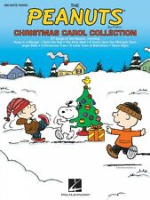 The Peanuts Christmas Carol Collection Sheet Music Big Note Songbook 000102705
