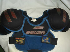 Bauer Chest Protector, Hockey Guard Sp1000J, Size Small Jr Clean, Free Ship