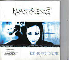 Evanescence-Bring me to Life cd single