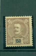 Briefmarken aus Portugal & Kolonien mit Falz