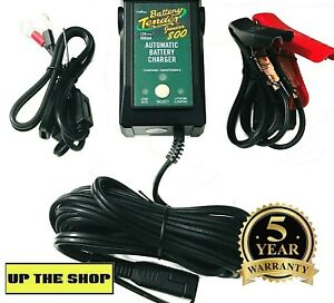 Battery Tender 800mA 12V charger Lead Acid, AGM, GEL & Lithium. Motorcycle, Car