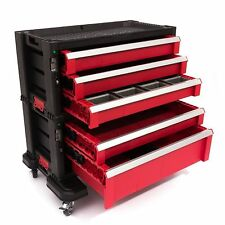 KETER PORTABLE TOOLBOX with 5 drawers