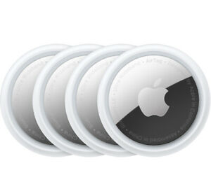 New 2021  Apple - AirTag 1-Pack and 4-Pack, US Seller, Global Ship 🚚- SEALED