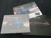 2017 2018 Porsche Panamera Virtual Reality Sealed Box Brochure 4S Hybrid Turbo