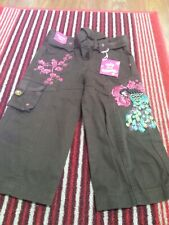 Girls combat trousers, from Adams age 2y New with tag