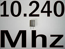 CB 10.240 MHz Cristal de Cuarzo 10.240 MHz Totalmente Nuevo-Cobra Superstar Ranger Magnum