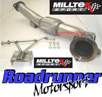 "Milltek Sport Focus ST 225 Downpipe 3"" Largebore Stainless Steel Exhaust New"
