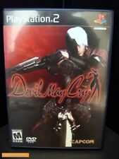 Devil May Cry MINT & COMPLETE Original Black Label PS2