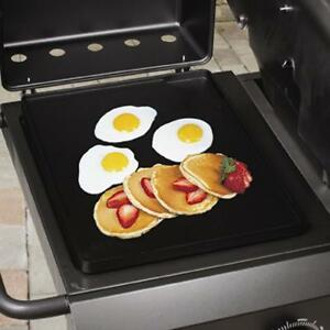 NEW IN THE BOX GRIDDLE FOR SIDE BURNER BY CHAR BROIL FREE SHIPPING