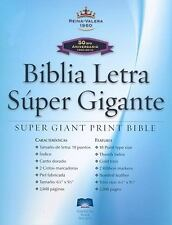 RVR90 Super Large Print (Spanish Edition), American Bible Society