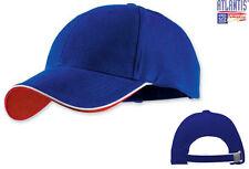 ATLANTIS cappello baseball PILOT PIPING cappellino CAPS