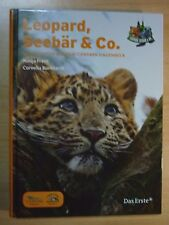 Frenz/ Burkhardt: Leopard,Seebär & Co-Geschichten aus dem Tierpark Hagenbeck/Zoo