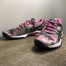 Asics Gel Solution Speed 3 Limited Edition Womens 5.5 NYC 2016 Tennis Shoes Rare