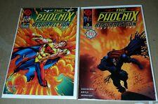 The Phoenix Resurrection chapter 1 and 2 comic Edginton Royle Moncuse