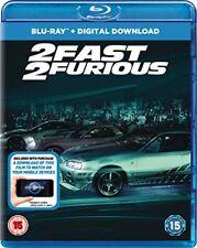 2 Fast 2 Furious [Bluray] [Region Free] [DVD]