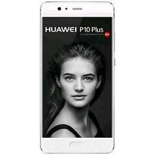 Huawei P10 PLUS 5.5 4G 128GB Silver blanc 24mesi garantie italienne europa
