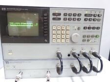 Hp 3577A Network Analyzer 5Hz - 290 Mhz + Hp 35677A S-Parameter Test Set Parts