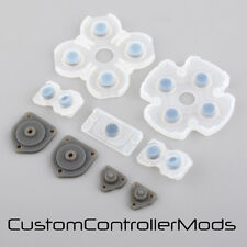 Playstation 4 Rubber Conductive Buttons Pads - PS4 Controller Repair Parts