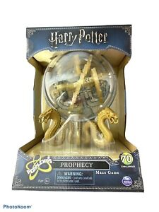 Perplexus Harry Potter Prophecy Maze Game 70 Challenges  NEW!!!