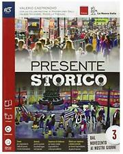 Presente storico vol.3 La Nuova Italia scuola, Galli/Novembri cod:9788822184818