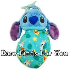 """Disney Parks Lilo and Stitch Baby Stitch Blanket Pouch Plush Doll Toy 10"""" (NEW)"""