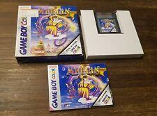 Nintendo Game Boy Color,Merlin,OVP,CIB,sehr selten