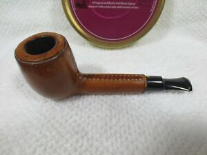 Longchamp Leather Covered France Estate Pipe RESTORED