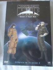 // NEUF ** Moonlight Miles ** integrale Saison 2 COFFRET 3 DVD MANGA LUNE ESPACE