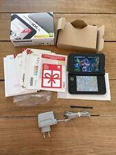 Console NINTENDO 3DS XL Grise Grey Et Noir Black 4Go + 41 Jeux Installé