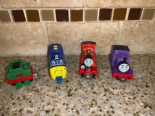 Thomas The Train BIG CITY ENGINE LOT OF 4 TRAINS #1184