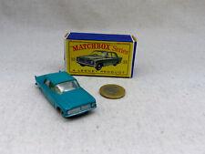 Matchbox Series 1-75  # 33b Ford Zephyr III  NM/B